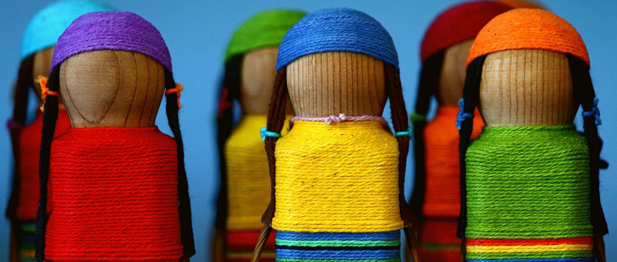 Preservação das artes tradicionais